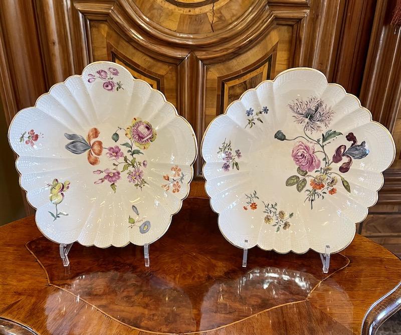 2 Schalen 18. Jahrhundert